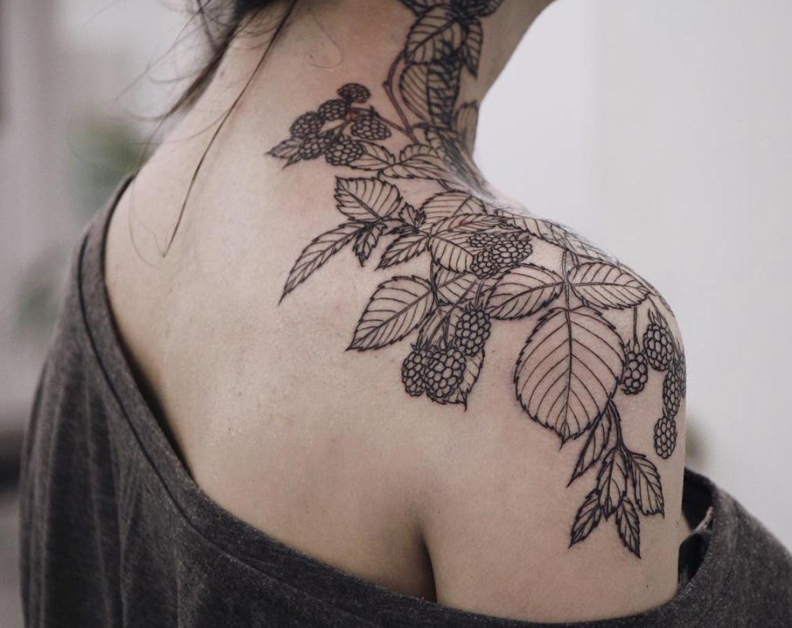 Tatuaże Znaki Które Nas Dopełniają I Określają