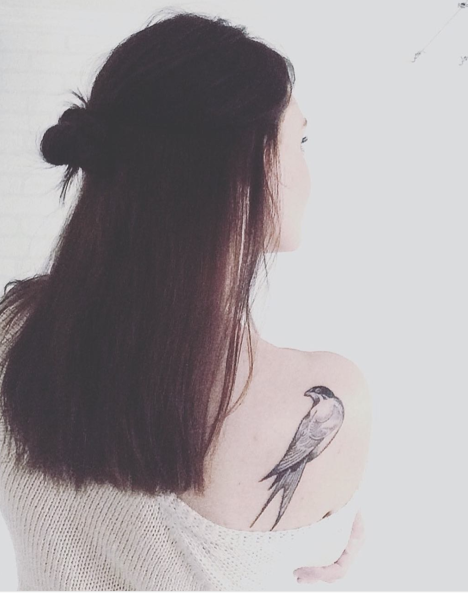Mój Tatuaż Jaskółeczka Jej Historia W Kulturze Ludowej